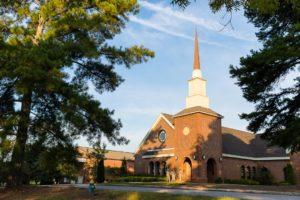 southern prep church