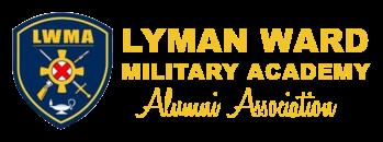 lyman ward alumni auction logo