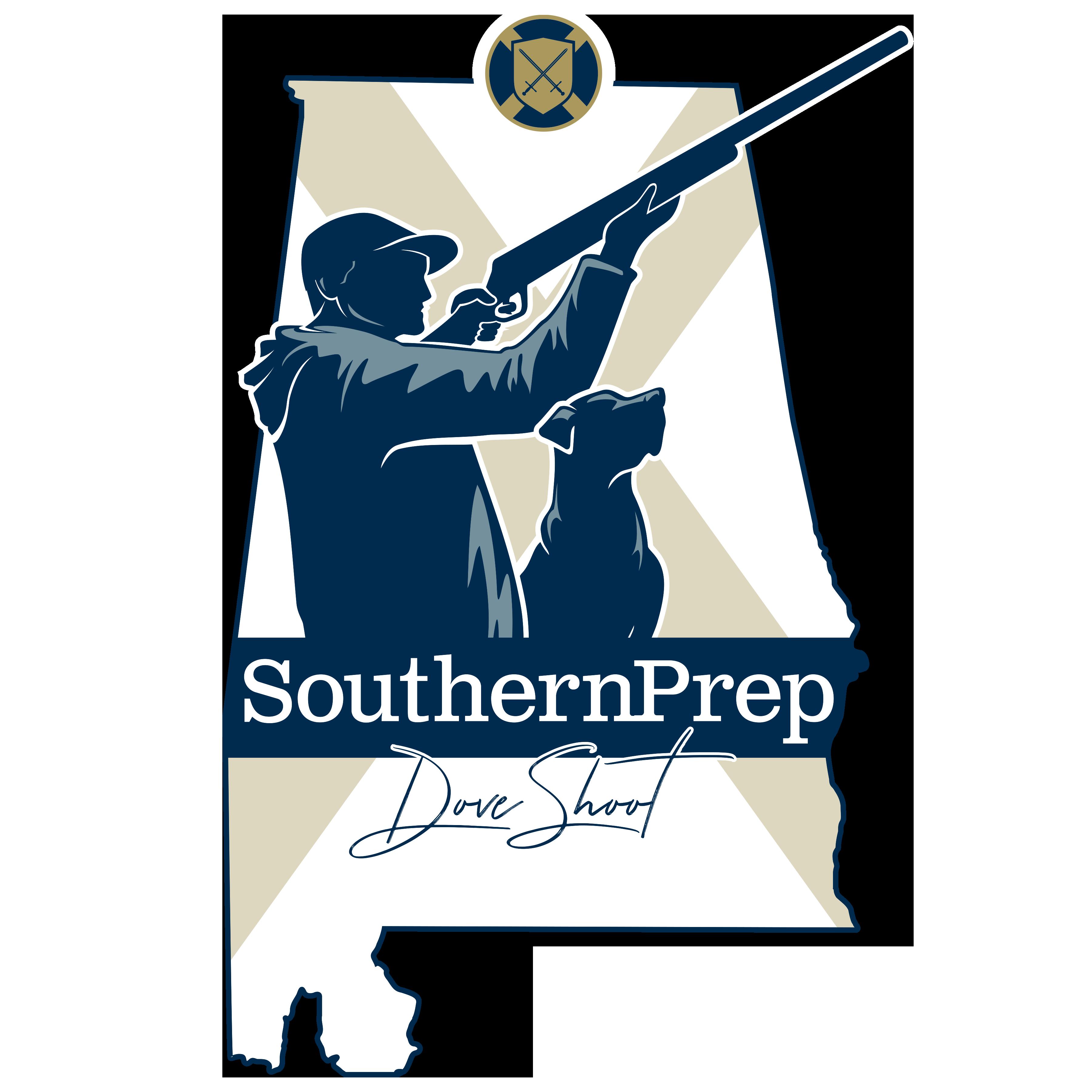 southern prep dove shoot logo